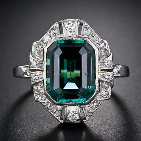 antique tourmaline and ring jewelry
