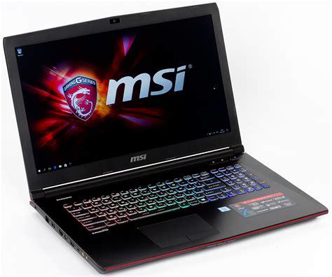 Msi Ge62vr 7re Apache Pro игровой ноутбук msi ge72 7re apache pro