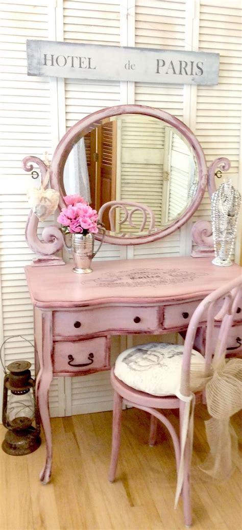 pink vanity makeup table best 25 pink vanity ideas on antique makeup