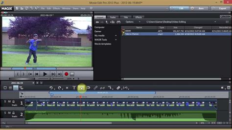 video tutorial video editing complete video editing tutorial magix movie edit pro