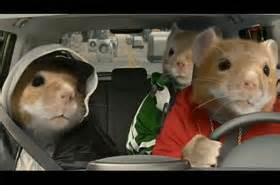 kia soul rapping mice ad