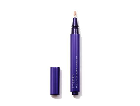 by terry touch expert advanced multi corrective concealer brush for makeup that wakes up violet grey
