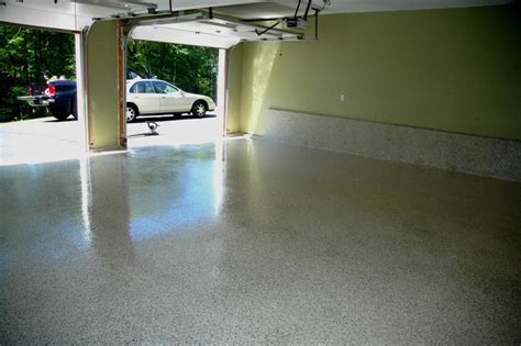residential commercial liquid epoxy flooring company in