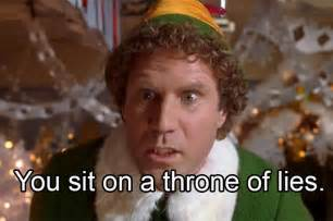 Angry Elf Meme - 34 quot elf quot quotes that never get old
