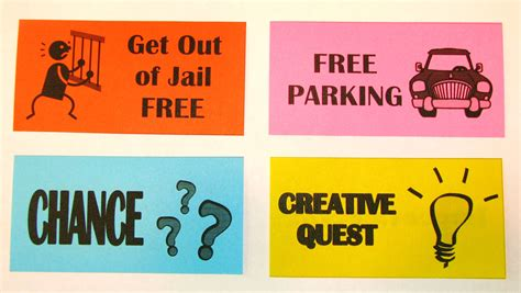 Get Out Of Free Card Template by Monopoly Get Out Of Free Card Template 28 Images