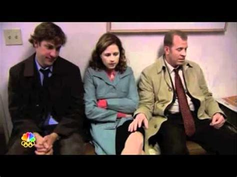 The Office It by The Office Toby Gropes Pam
