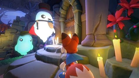 luckys tale gets guardian trials expansion on xbox one and pc lucky s tale gets guardian trials