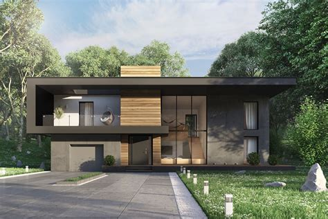 home design for outside types of modern home exterior designs with fashionable and