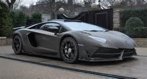 Custom Lamborghini Aventador Mansory Unveils Custom Lamborghini Aventador Sv For