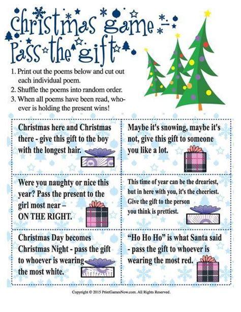 25 unique christmas gift hunt clues ideas on pinterest