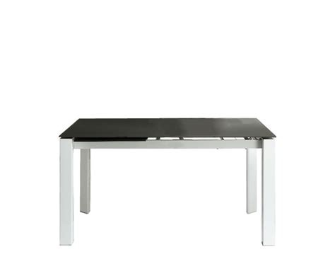 grey glass dining table anwick medium grey glass extending dining table