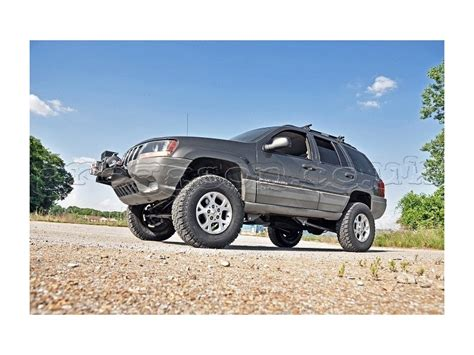 jeep lift kit box jeep grand wj wg 4 quot lift kit pro suspension