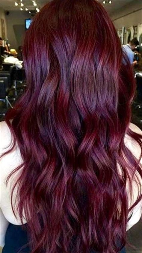 best 25 wine colored hair ideas on wine