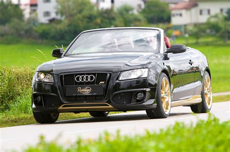 Audi A5 Cabrio Tuning by Der Tuningblogger Radeberger Audi A5 Cabrio Tuning Von