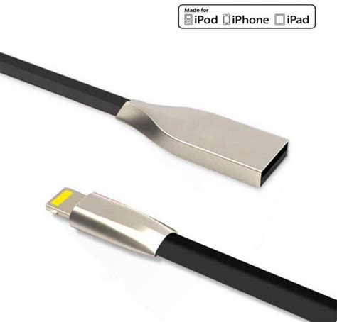 Hoco X1 Lightning Charging Cable 2m For Iphone Diskon kabel lightning zinc 1 meter black jakartanotebook