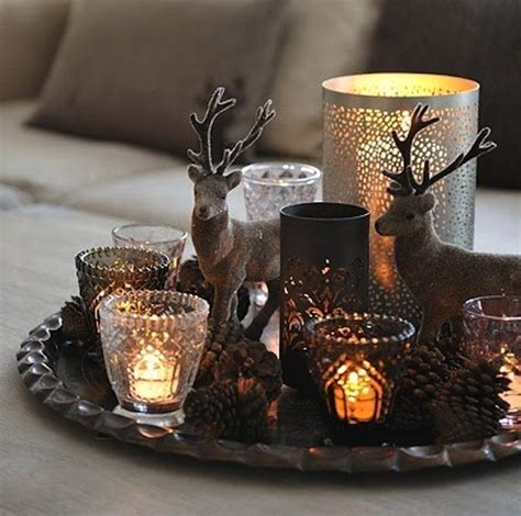 bringing neutral colors into your christmas home decor
