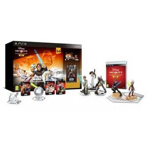 Disney Infinity Playstation 3 Disney Infinity 3 0 Wars Special Edition Starter Pack