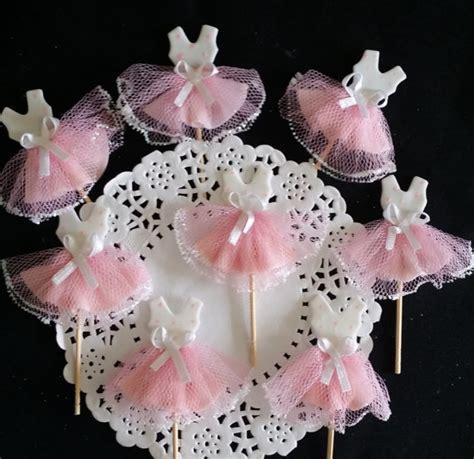 Tutu Decorations by Ballerina Tutu Cupcake Baby Ballerina Tutu Cupcake