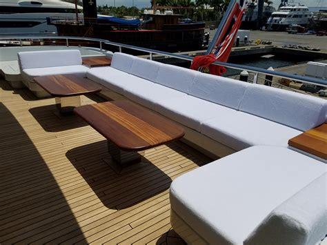 boat cushions for custom boat cushions custom yacht cushions boat upholstery
