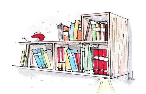 libreria a l libreria componibile progetto con moduli a forma di l
