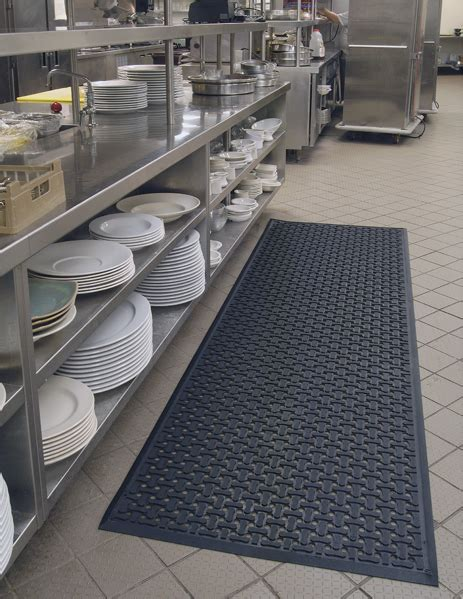Commercial Kitchen Floor Mats Rubber Drainage Mats Are Commercial Kitchen Mats American Floor Mats