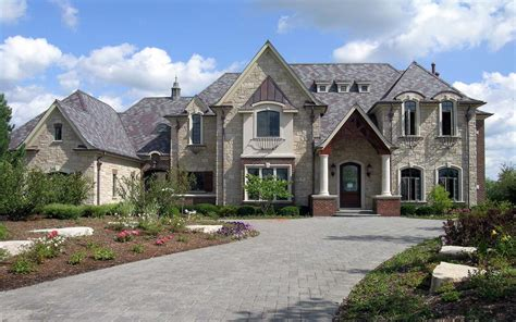 custom luxury homes design build buildings - Luxury Houses