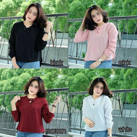 Grosir Murah Baju Acida Top grosir baju murah talina top grosir baju muslim pakaian wanita dan busana murah