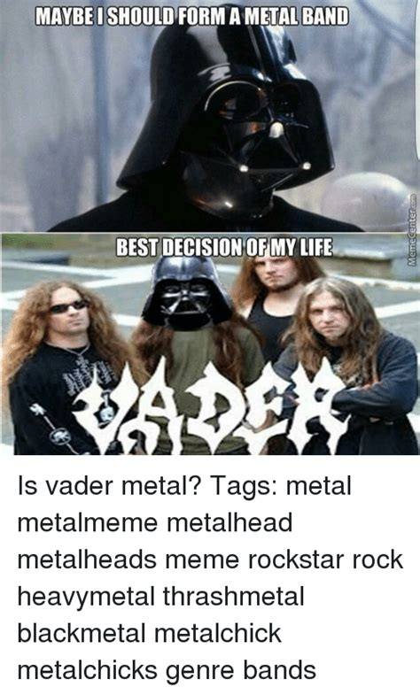 Metalhead Memes - metal band memes pictures to pin on pinterest pinsdaddy