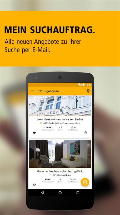 immobilienmakler wohnungssuche immobilien wohnungen h 228 user android apps auf play