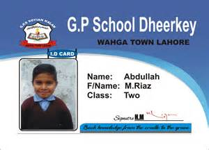 28 student identification card template make id