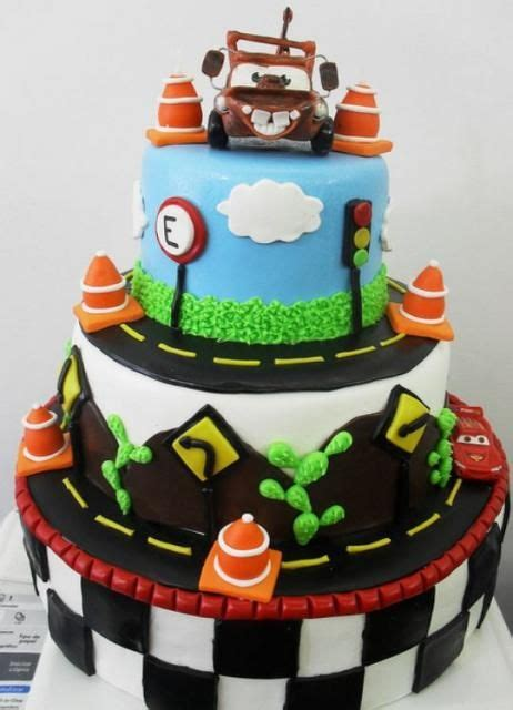 Cars Themed Birthday Cake Ideas by 36 Best Images About Disney S Quot Cars Quot Cakes On
