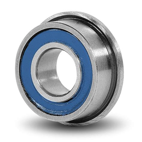 696 2rs Asb Miniatur Bearing stainless steel miniature groove bearing flanged bearing 5 12
