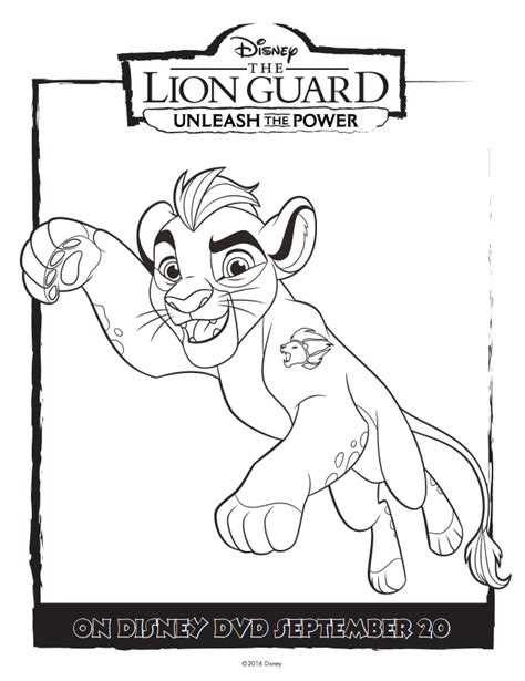lion king guard coloring pages disney the lion guard free coloring pages mommy mafia