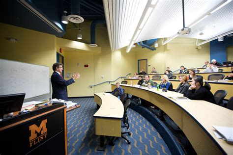 Of Michigan Flint Mba by Um Flint Makes Princeton Review S Top Business School List