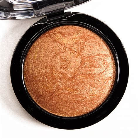 Mac Gold mac gold deposit mineralize skinfinish review photos