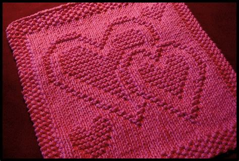 knitting pattern heart square valentine s day free knitting patterns in the loop knitting
