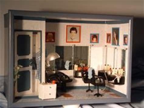 doll house hair salon mini hair and beauty salon on pinterest miniatures beauty salons and hair salons