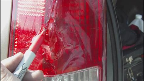Tail Light How To Repair On The Road Youtube How To Fix Lights
