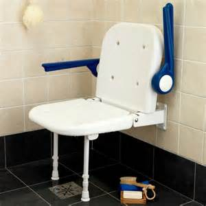 wall mounted shower seat ideas the homy design