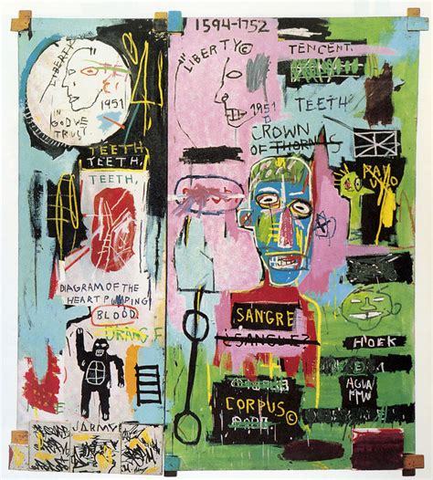 jean michel basquiat at gagosian gallery new american