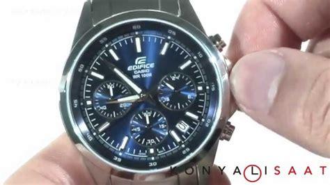 Casio Edifice Efr 527d 2a casio efr 527d 2a erkek kol saati