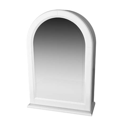 miller bathroom mirrors miller traditional 1903 arched mirror cabinet victorian