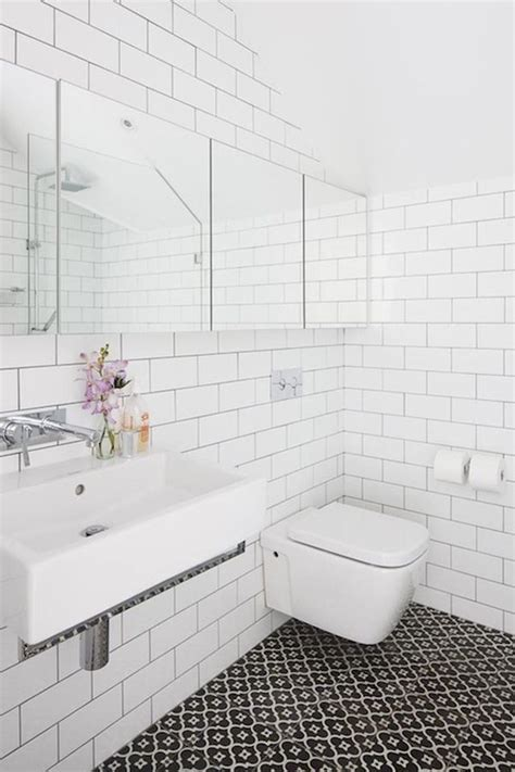 simple white bathroom designs simple black white bathroom home decorating trends homedit