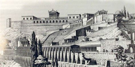 Second Empire Floor Plans file view of ancient pergamon jpg wikipedia