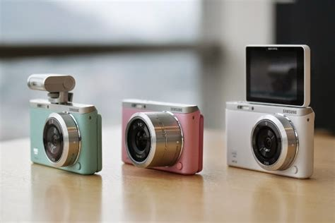 Kamera Samsung Mini by Samsung Releases Smart Nx Mini In Korea Tizen Experts