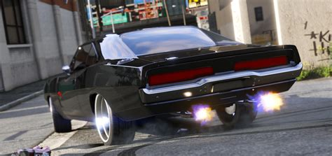 1970 S Dodge Charger by Dom S 1970 Dodge Charger Furious 7 Working Blower Add