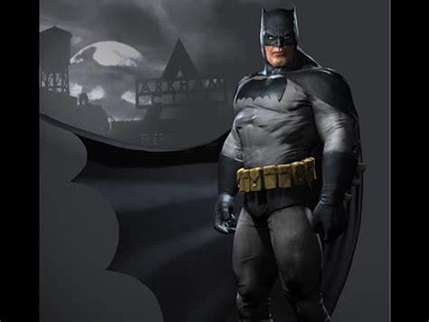 the dark knight returns b01mq0x8u0 batman arkham city the dark knight returns skin show case youtube