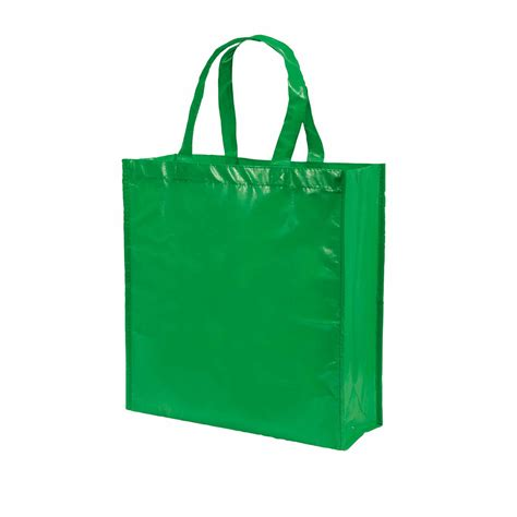 laminated non woven shopping bag promotional