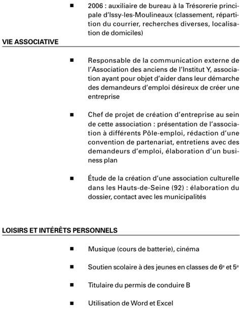 Modèle Présentation De Lettre De Motivation Resume Format February 2016
