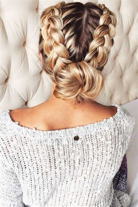 Hairstyles For Hair Braids by Best 25 Hairstyles Ideas On Braided